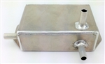 Fast Fab Breather Box, 1 Quart, Push On Fittings
