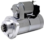 Compu-fire Reduction Gear Hi-Torque Starter, 2.7hp (2kW), 12V Type 1, Polished Finish, 53670