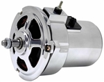 12V Alternator, 60A, CHROME, Upright Engines, AC903921C