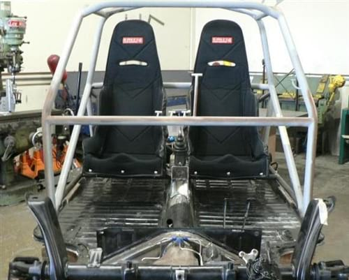 RLR Weld In 8 Point Roll Cage Kit, Fits VW Beetle Sedan ...