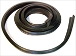 Windshield Mounting Rubber, Chassis Mount Applications, 12' Roll, 6049