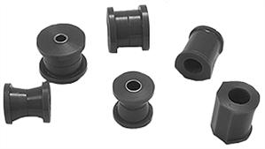 1971-73 1/2 Super Beetle Urethane Control Arm Bushing and Swaybar Bushing Kit, 6524-31-6524-35