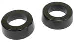 "Urethane Spring Plate Grommet, SOFT, 1 3/4"" ID Round, Pair"