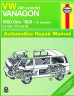 VW Vanagon (Air-Cooled), 1980-1983 (Haynes Manuals)