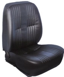 Scat Procar Pro-90 Lowback Reclining Seat, Left, Vinyl or Velour, EACH, 80-1400