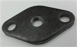 Type 3 Oil Filler Block Off Plate, Drilled for 1/8 NPT (1/8-27) Temperature Sending Units, 98-1171-B