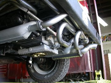 A 1 Performance Sidewinder Header Fits Vw Thing J Pipe