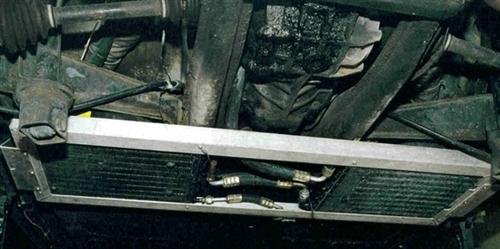 Air Conditioner Kit 1973 79 Super Beetle 1303 Left