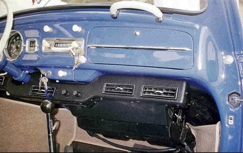 Air Conditioner Kit 1958 78 Standard Beetle Black