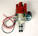 """Pertronix"" III (Flamethrower III) SVDA Distributor with Rev Limiter, 12 Volt Electrical Systems, D7182504"