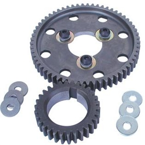 ACN Recommended Billet Straight Cut Cam Gears, Steel