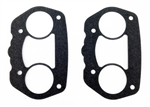 Air Filter Base Gasket, Fit Weber IDF & Dellorto DRLA, PAIR