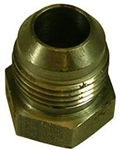 AN Fitting, Male, Weld-On, -10 AN
