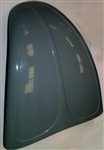 Fiberglass Front Hood, 1967 and Older VW Beetle, No Grill nor Handle Holes, BHS-1