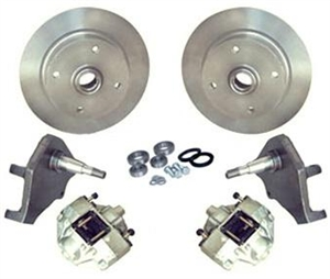 Front Disc Brake Kit, Ball Joint Beetle and Ghia, Std Height, 4 x 130mm