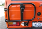 Burley Motorsports Swing Out Spare Tire Carrier For 1980-92 VW Vanagon, Rear Left