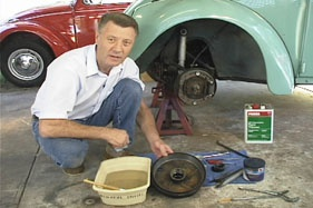 Bug Me Video How-to DVD, Volume 4 VW Brakes, by Rick Higgins
