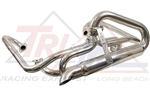 "Tri-Mil Bobtail Header, Without Heaterboxes, Glass Pack Muffler, 1 1/2"" Tubing, 3001"