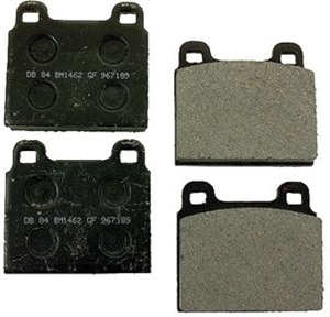 Disc Brake Pads, Front, 1973-85 Type 2, D195A 211-615-301B