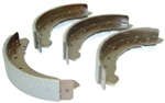 Front Brake Shoes, 1958-64 Type 1 and 62-64 Type 3, SUPER STOPPER, 113-609-237D