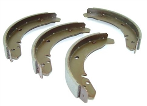 Rear Brake Shoes, 1965-67 Type 1, SUPER STOPPER, 131-609-537C