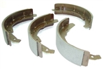Rear Brake Shoes, 1971 Type 2, SUPER STOPPER, 211-609-537J