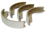 Front Brake Shoes, Super Beetle, SUPER STOPPER, 113-609-237H