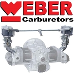 Dual Weber 34 ICT Carb Kit, Type 1 (Upright), Type 3, and Type 4 Engines, CB Performance