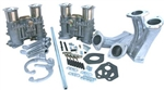 CB Performance Dual Weber 48 IDA Carb Kit, Type 1