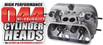 CB Performance 044 MAGNUM Big Valve Dual Port Cylinder Head, Stock size, 90.5/92, and 94mm Bore, EACH