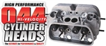 CB Performance 044 MAGNUM Big Valve Dual Port Cylinder Head, 90.5, 92, and 94mm Bore, EACH