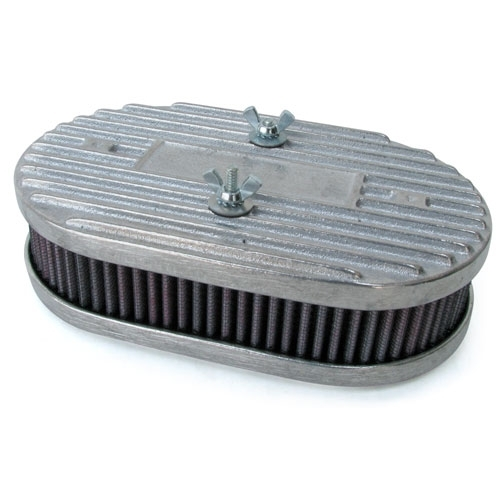 Dellorto Air Cleaner : Cb quot tall cast aluminum air filter assembly short