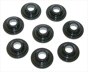 Chromoly Valve Spring Retainers, Set of 8