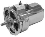 12V Alternator, 75A, CHROME, Upright Engines, AC903923C
