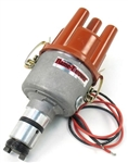 """Pertronix"" Brand 009 Distributor, Includes Flamethrower III Points Replacement Device, 12 Volt Version, D7182604"