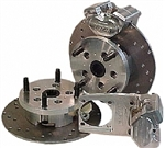 JAMAR Rear Disc Brake Kit, 14mm 4 Lug, Long Swing Axle, 2 Piston Calipers, DB100BB