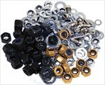 Upright Engine Hardware Kit, 10mm Head Studs, 100+ Pieces
