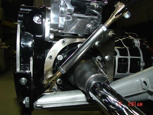 Eyeball Engineering Truss Bar Torque Bar 1 1 2 Quot 120