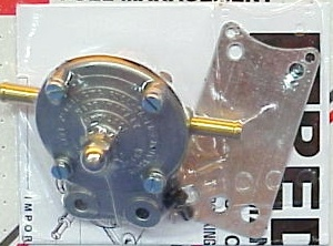 Adjustable Fuel Pressure Regulator, Carbureted Engines, 1.5-8.5psi, 31800.063