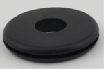"Rubber Grommet, fits 1.125"" opening, has 0.5"" ID, per EACH"