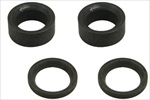 HP Axle Spacers, Swingaxle, Stock Width, 4 Pieces