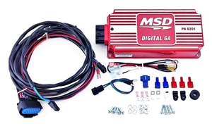 MSD CDI Ignition Box (Capacitive Discharge Ignition), Basic Unit, Digital  Ignition, 6201M