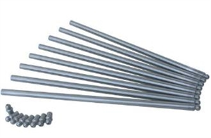 "Manton 3/8"" Chromoly Pushrods, Straight, .035"" Wall Thickness, 11.500"" OAL, Cut To Length, Set of 8"