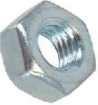 Hex Nut, 6 x 1mm, Many Different Uses, N110062