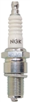 "NGK DP6EA Spark Plug, 12 x 3/4"" Reach Threads, Projected Tip, 11/16"" Socket"