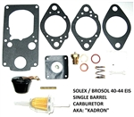 "Carburetor Rebuild ""Deluxe"" Kit, for Solex and Kadron 40/44 Carburetors, DELUXE, RADKE-702"