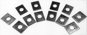 Rocker Stand Shim Kit, Type 1 Based Engines, 12 Pieces