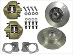 Front Disc Brake Kit, 1971-79 Super Beetle