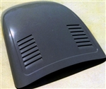 Fiberglass Front Hood, 1971-72 Super Beetle, SMOOTH with Side Louvers, SBHC-1