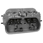 Single Port Cylinder Heads, COMPLETE, 1500 and 1600cc, PAIR